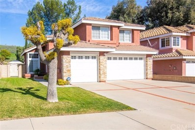 3134 Sunny Brook Lane, Chino Hills, CA 91709 - MLS#: TR19081165