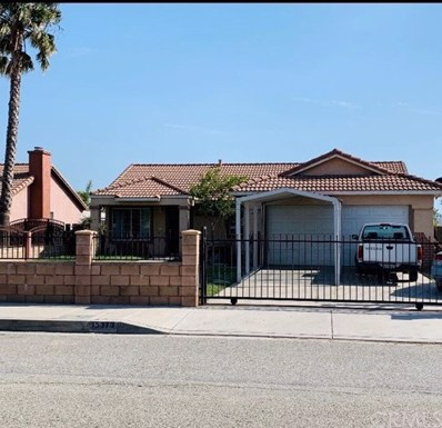 15373 Holly Drive, Fontana, CA 92335 - MLS#: TR19083990