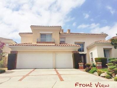 18981 Bramhall Lane, Rowland Heights, CA 91748 - MLS#: TR19087996