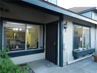 13313 Meyer Road UNIT D, Whittier, CA 90605 - MLS#: TR19090333