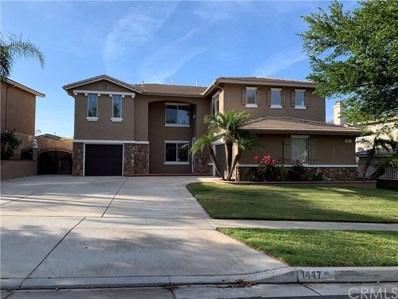 1447 Pinewood Drive, Corona, CA 92881 - MLS#: TR19099464