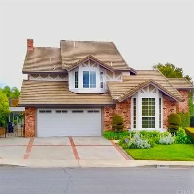 814 E San Nicholas Drive, Walnut, CA 91789 - MLS#: TR19103896