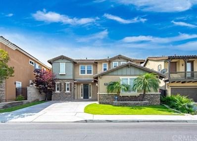 18078 Joel Brattain Drive, Yorba Linda, CA 92886 - MLS#: TR19105761