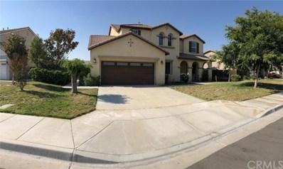 618 Peregrine Lane, San Jacinto, CA 92582 - MLS#: TR19106001