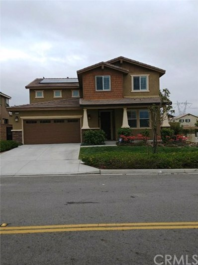 5431 Strawberry Way, Fontana, CA 92336 - MLS#: TR19106286