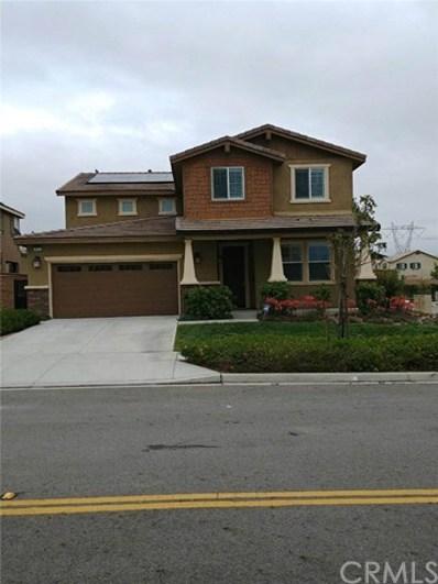 5431 Strawberry Way, Fontana, CA 92336 - MLS#: TR19106286