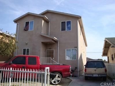 322 E 64th Street, Los Angeles, CA 90003 - MLS#: TR19109430