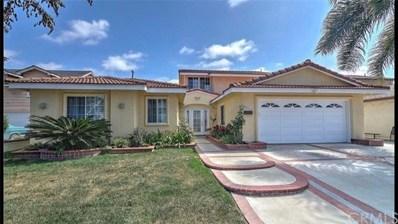 507 Traverse Drive, Costa Mesa, CA 92626 - MLS#: TR19114225
