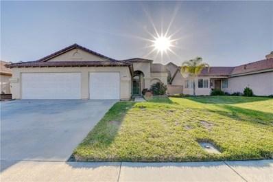 15595 Isleta Lane, Moreno Valley, CA 92551 - MLS#: TR19124136