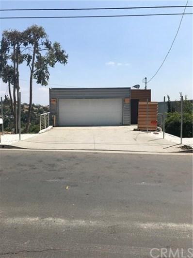 1196 Montecito Drive, Los Angeles, CA 90031 - MLS#: TR19126829