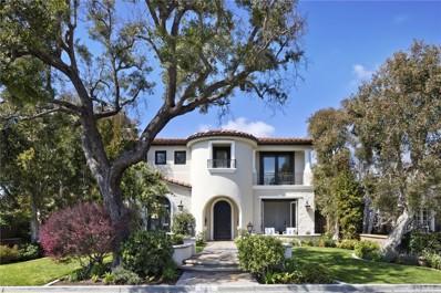 531 Tustin Avenue, Newport Beach, CA 92663 - MLS#: TR19129242