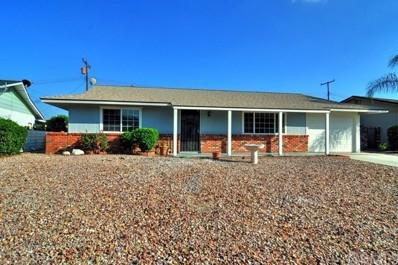 25865 Coombe Hill Drive, Sun City, CA 92586 - MLS#: TR19136317