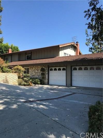 8816 Seranata Drive, Whittier, CA 90603 - MLS#: TR19137250