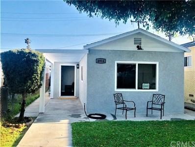 4914 Nobel Street, Commerce, CA 90040 - MLS#: TR19141085