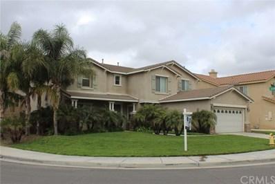 6533 Cattleman Drive, Eastvale, CA 92880 - MLS#: TR19144557