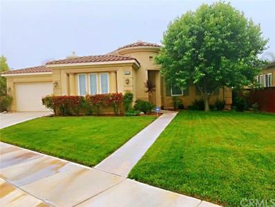 36229 Blue Hill Drive, Beaumont, CA 92223 - MLS#: TR19152316