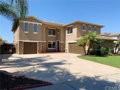1447 Pinewood Drive, Corona, CA 92881 - MLS#: TR19152697