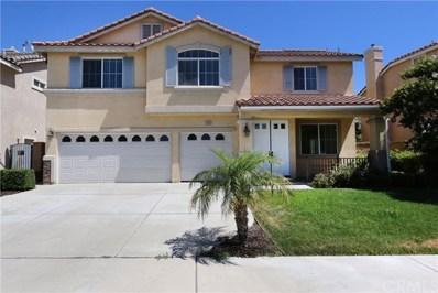 16386 Los Coyotes Street, Fontana, CA 92336 - MLS#: TR19156173