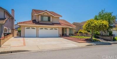1306 Crestmont Drive, Diamond Bar, CA 91765 - MLS#: TR19163372
