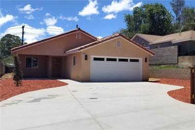 11748 Hazeldell Drive, Riverside, CA 92505 - MLS#: TR19165825
