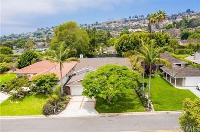 817 Tyburn Road, Palos Verdes Estates, CA 90274 - MLS#: TR19167011