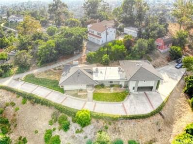 1433 El Terraza Drive, La Habra Heights, CA 90631 - MLS#: TR19182325