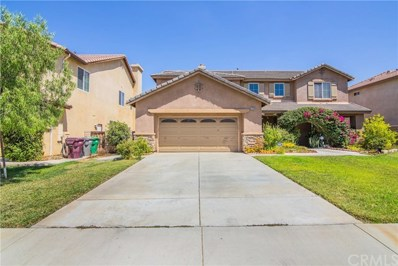 26868 Claystone Drive, Moreno Valley, CA 92555 - MLS#: TR19186973