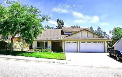1138 Chisolm Trail Drive, Diamond Bar, CA 91748 - MLS#: TR19195279