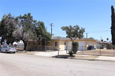 837 N Rosalind Avenue, Rialto, CA 92376 - MLS#: TR19198197