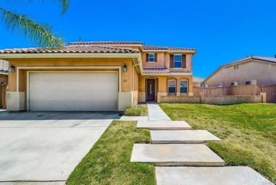 216 Caldera Lane, Hemet, CA 92545 - MLS#: TR19200627