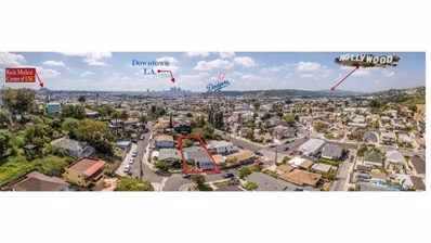 2707 Fonda Way, Los Angeles, CA 90031 - MLS#: TR19203619