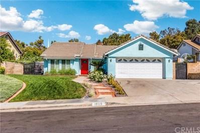19015 Lynridge Drive, Walnut, CA 91789 - MLS#: TR19218562