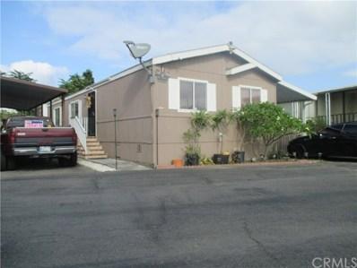 12700 Elliot Avenue UNIT 281, El Monte, CA 91732 - MLS#: TR19223848