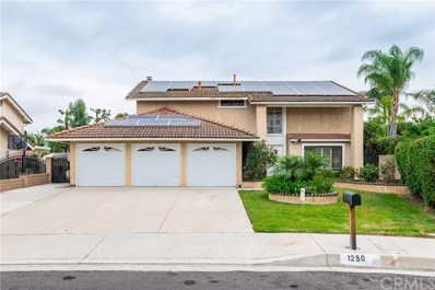 1250 Mahogany Court, Walnut, CA 91789 - MLS#: TR19231064