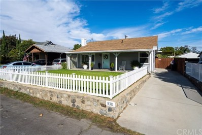 938 N 4th Avenue, Upland, CA 91786 - MLS#: TR19237282