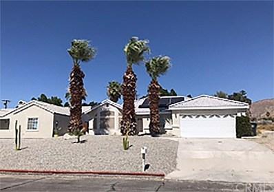 66462 San Marcus Road, Desert Hot Springs, CA 92240 - MLS#: TR19238174