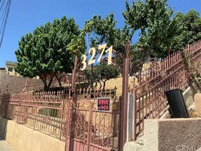 3271 City Terrace Drive, Los Angeles, CA 90063 - MLS#: TR19243172