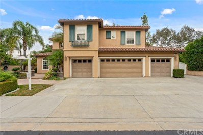 15261 Maysair Lane, Chino Hills, CA 91709 - MLS#: TR19245209