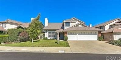 2446 Meadow Ridge Drive, Chino Hills, CA 91709 - MLS#: TR19245327