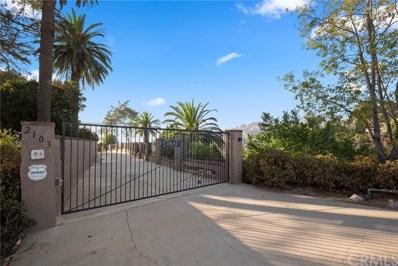 2103 Sapota Drive, La Habra Heights, CA 90631 - MLS#: TR19253868