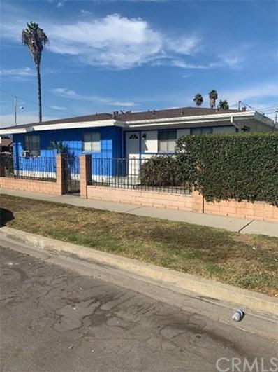 14335 Barrydale Street, La Puente, CA 91746 - MLS#: TR19255726