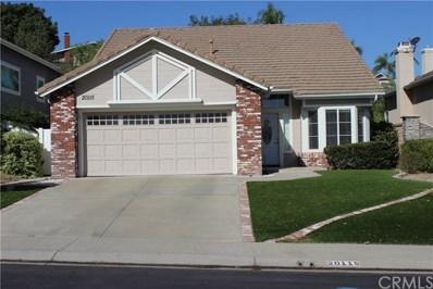 20115 Nob Hill Drive, Yorba Linda, CA 92886 - MLS#: TR19258263