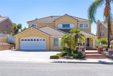 3415 Winchester Way, Rowland Heights, CA 91748 - MLS#: TR19258965