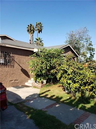 15527 S. Washington, Compton, CA 90221 - MLS#: TR19258989