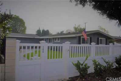 706 S Brookhurst Road, Fullerton, CA 92833 - MLS#: TR19262285