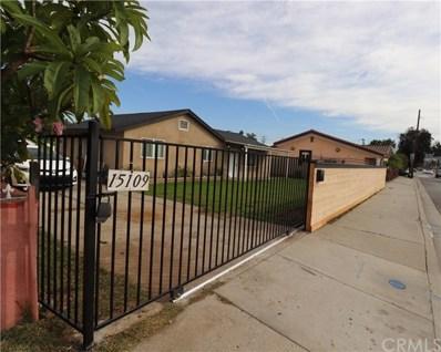 15109 Amar Road, La Puente, CA 91744 - MLS#: TR19280535