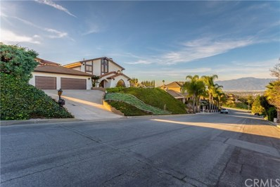 1515 Hollencrest Drive, West Covina, CA 91791 - MLS#: TR19284083