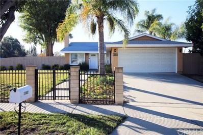 15482 Elm Lane, Chino Hills, CA 91709 - MLS#: TR19284151