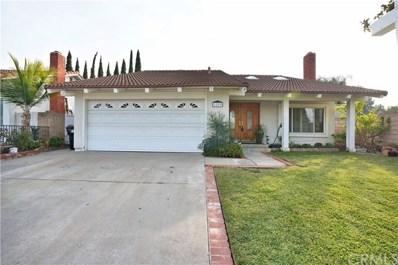 1509 Cronin Drive, Rowland Heights, CA 91748 - MLS#: TR19285586