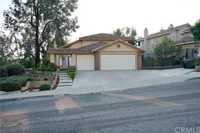 2597 Diamond Drive, Chino Hills, CA 91709 - MLS#: TR19287108